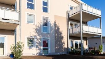 Neubau - wunderschöne und große 4-Zimmer-Wohnung mit 2 Balkonen
