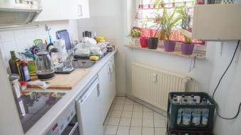 Immobilie Elmshorn - Niedliches Single-Appartement