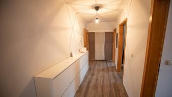 Helle 3 Zimmer Wohnung im Obergeschoss mit ausgebautem Dachgeschoss