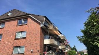 ***Gut geschnittene 3-Zi-Maisonette-Dachgeschosswohnung mit Balkon***